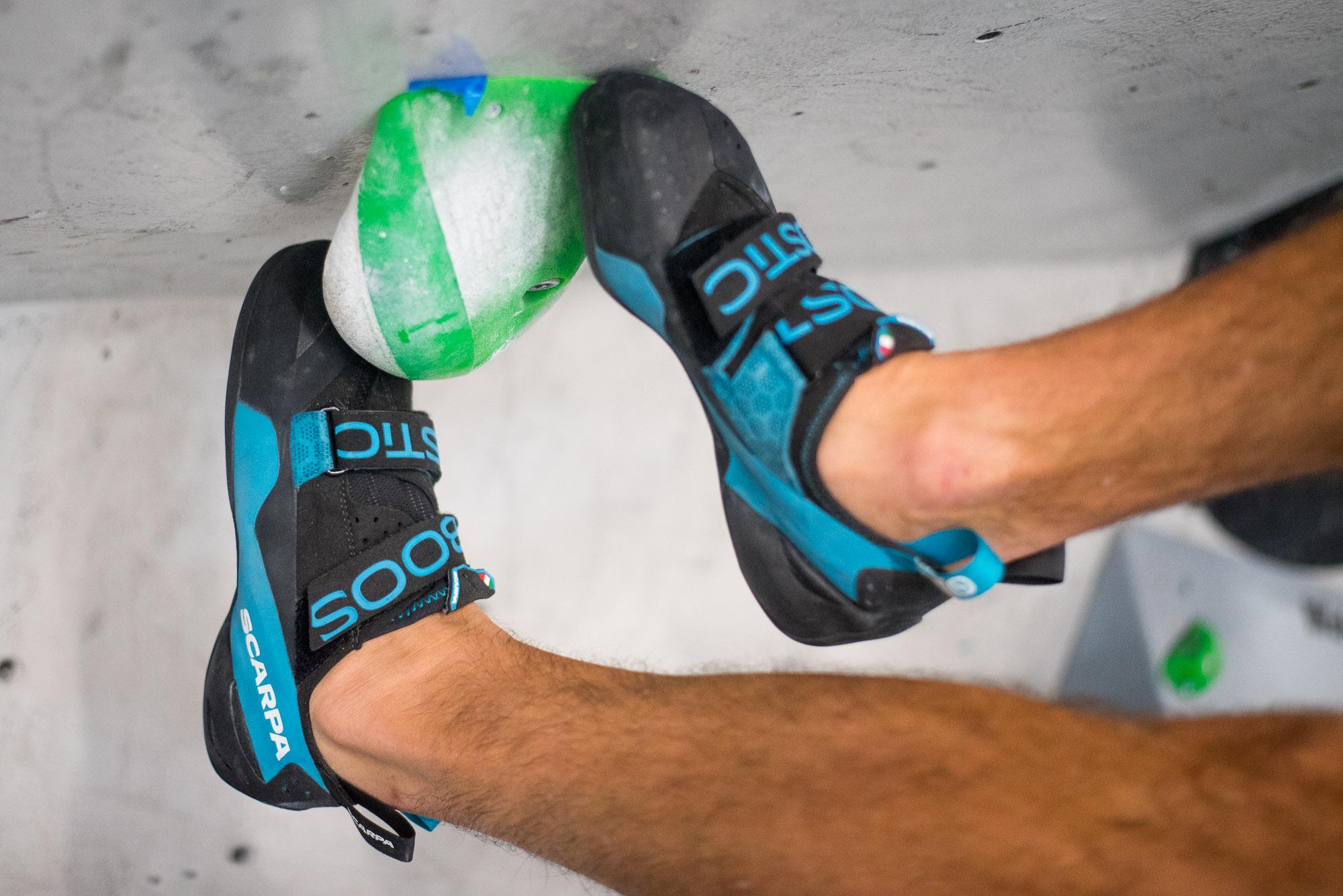 Técnica de pies